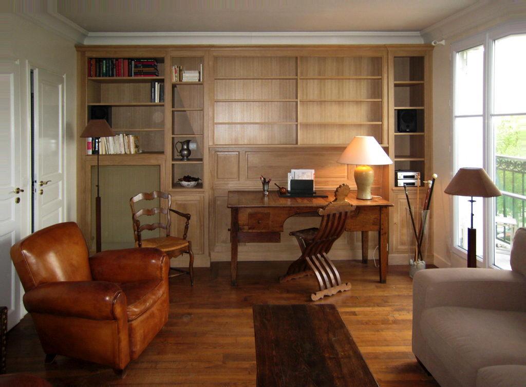 La bibliothèque dans son lieu de vie